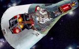 En el SA Gemini biplaza, los astronautas volaron hasta dos semanas (Estados Unidos, 1964-66)