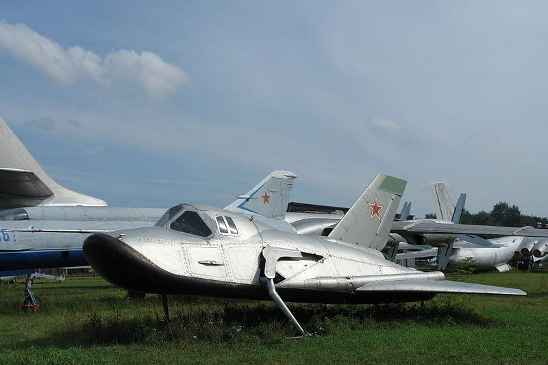 """Se desarrolló, pero no voló, un módulo de aterrizaje tripulado de ALA única SA """"Spiral"""" (URSS, 1966-78)."""