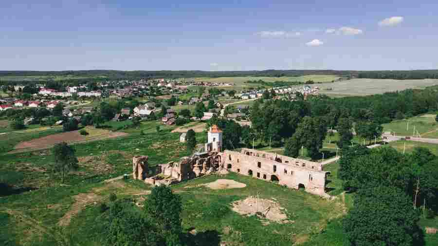 Ruins of the Golshansky Castle