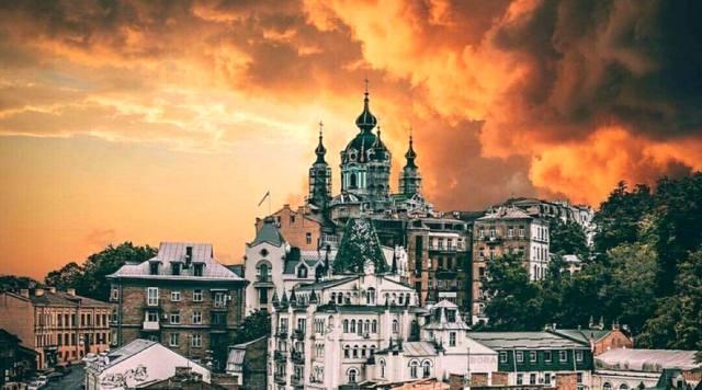 Киев. Иллюстративное фото.