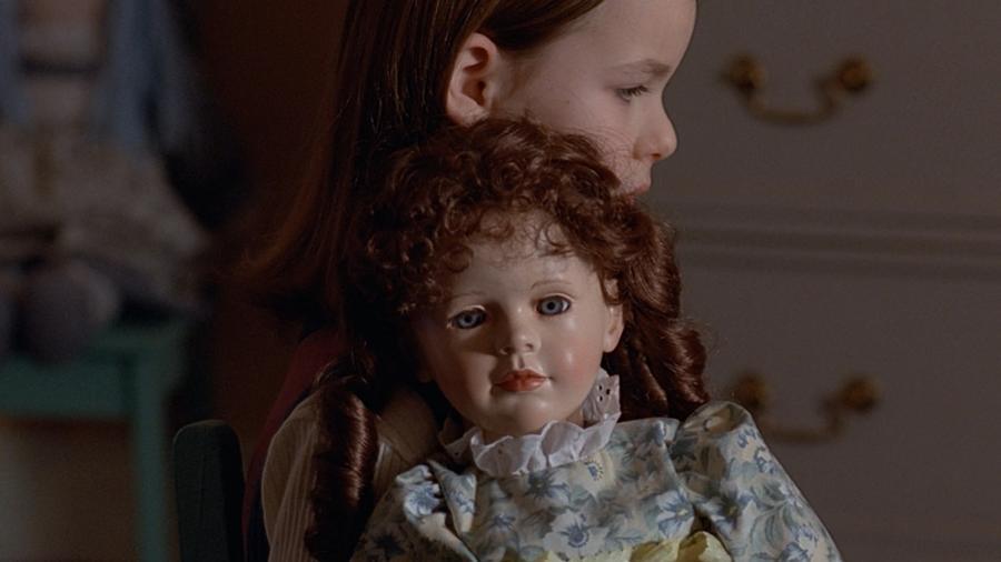 Muñeca obsesionada y su amante