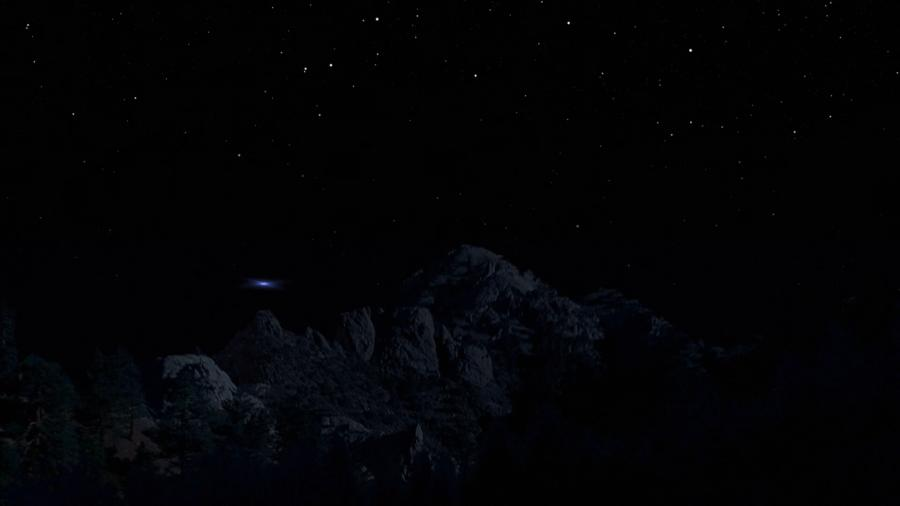 НЛО над Казахстаном