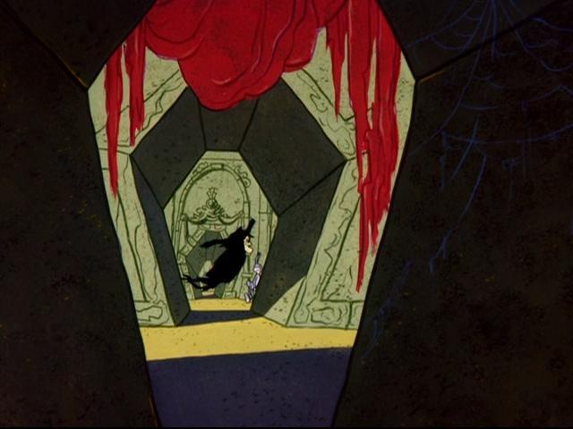 El Conde Sangriento se cierne sobre el Suelo