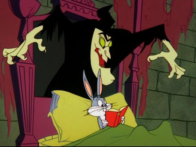 El Conde Sangriento planea atacar al conejo